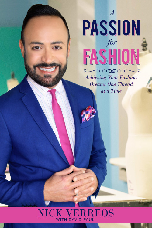 cover of fashion book Passion for Fashion by Nick Verros
