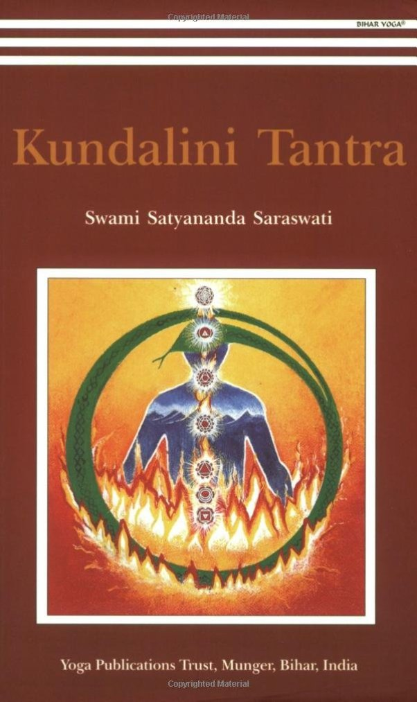 If you're finding ways to open your chakra and awaken your Kundalini, then this famous Kundalini Tantra by Satyananda Saraswati is best guide for to know kundalini Shakti, and chakra from yogic practice. Best yoga books to read from Indian yogis.