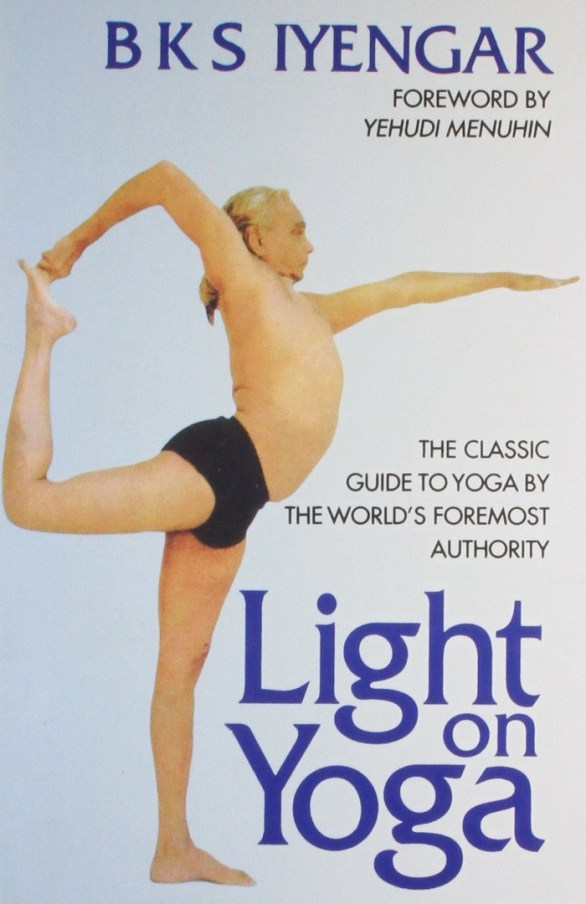 New yogi? Finding books for guidance? Try these 10 must read yoga books. Light on Yoga by B.K.S. Iyengar consist 200 yoga poses and 14 breathing exercises. Best yoga book to read for beginners.