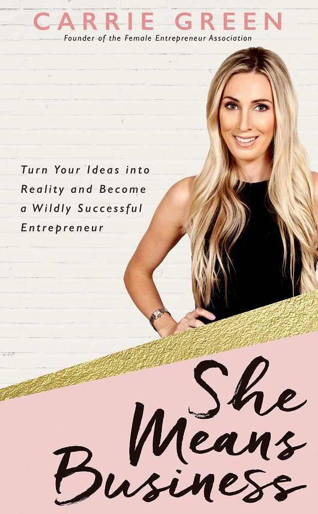 Inspire your journey by this best woman entrepreneur books SHE MEANS BUSINESS – turn your ideas into reality. A must read inspirational books for woman entrepreneurs.