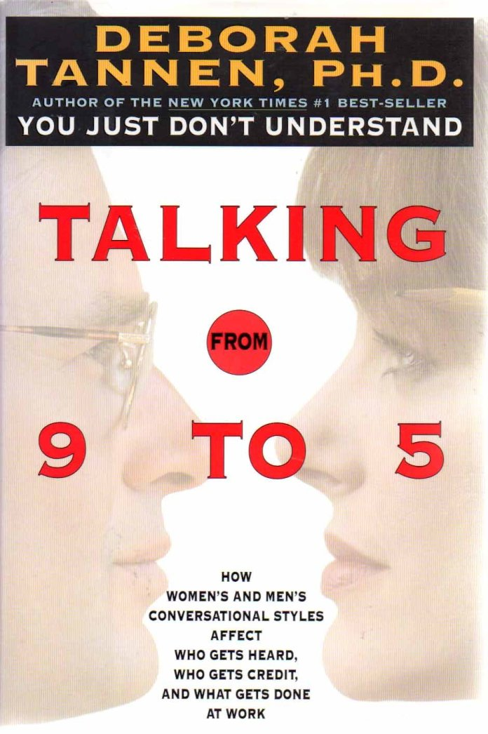 Talking from 9 to 5. A book that every working woman must read. Thus book will show how a women and man conversational style affect who gets heard, who get credit and what get done at work. Best books for inspiring entrepreneurship.