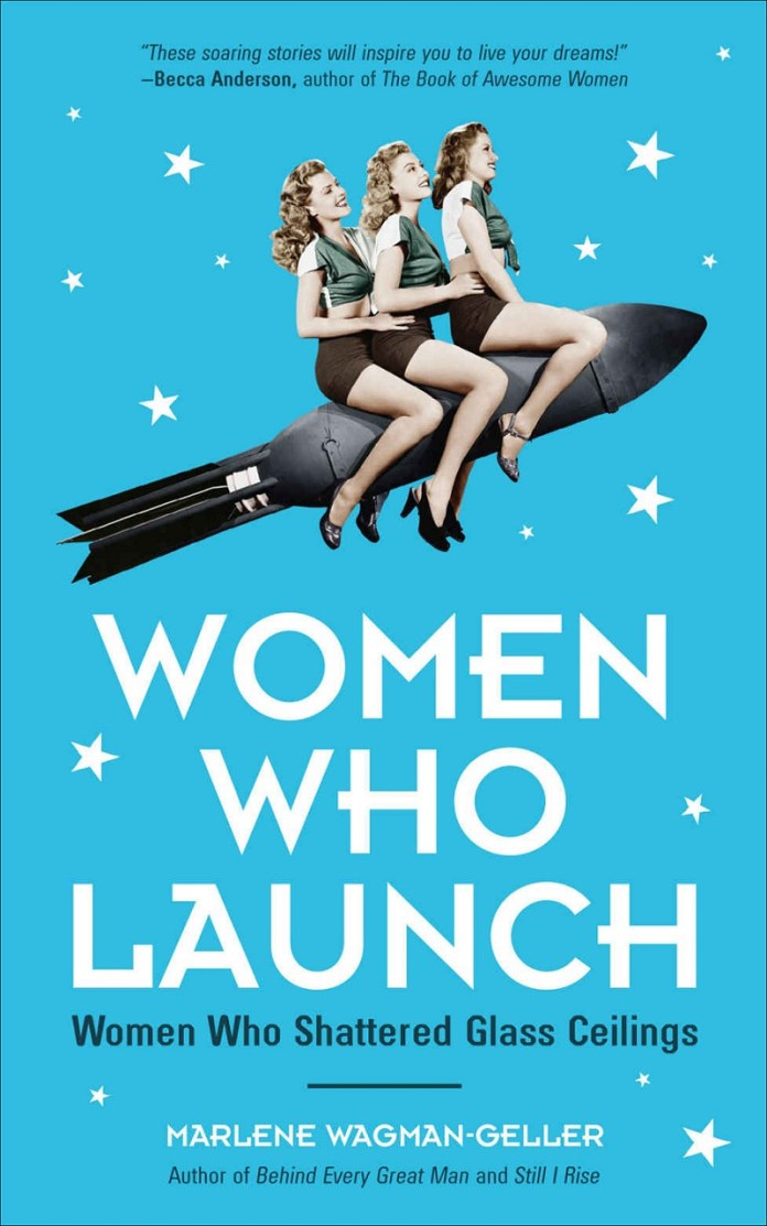 Woman Who Launch - Woman Who Shattered Glass Ceilings. Find motivation in your career and life with this amazing woman entrepreneurship book. Best inspirational books on entrepreneurship.