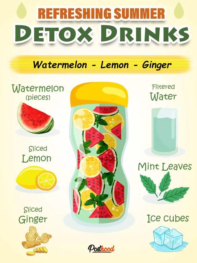 detox drinks)