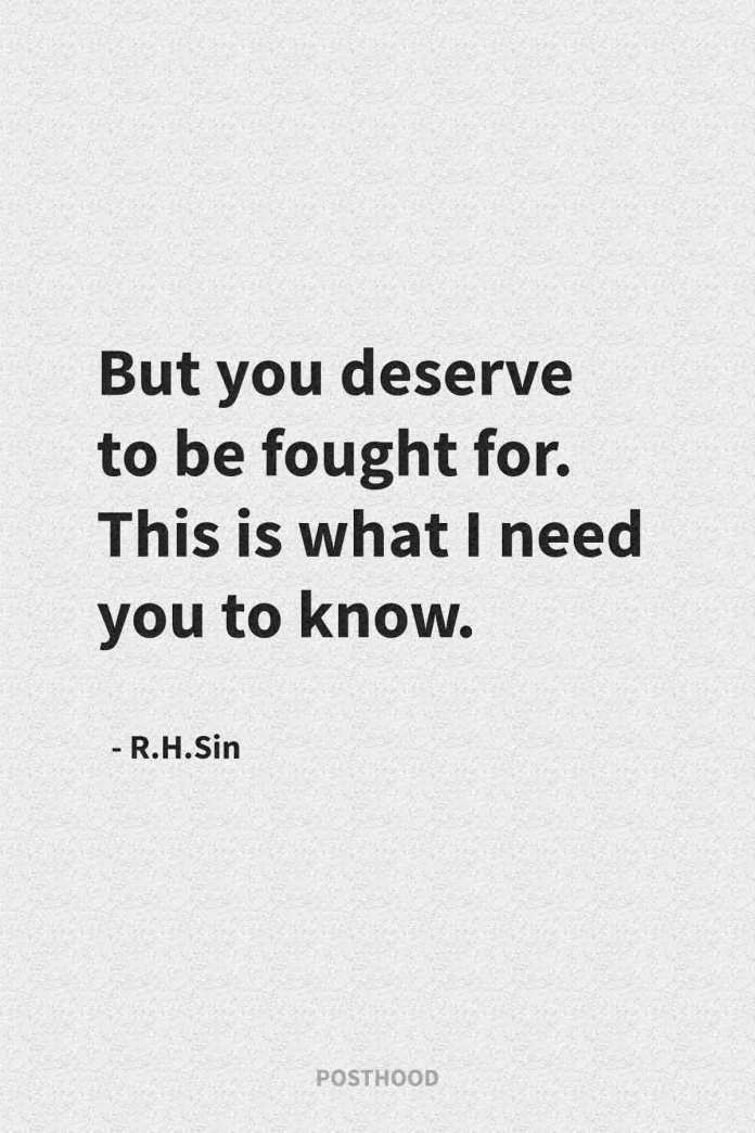 40 R. H. Sin quotes that guarantee you'll feel stronger when they leave you or hurt you. Inspiring strong women quotes.
