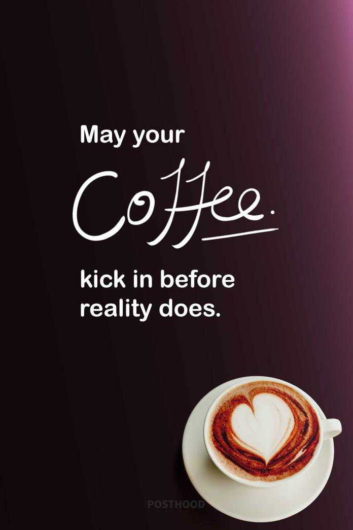 Are you a coffee lover? Get a great collection of 80 funny coffee quotes that will blow your mind!