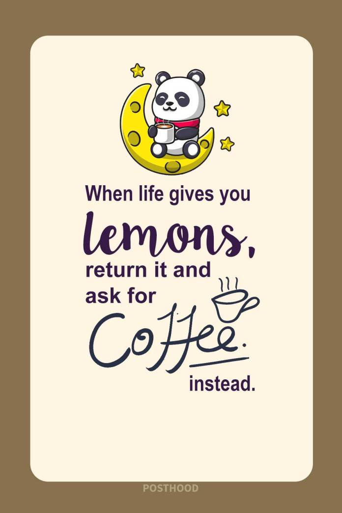80 fun quotes about coffee. Best humor coffee quotes that will match your caffeinated vibes.