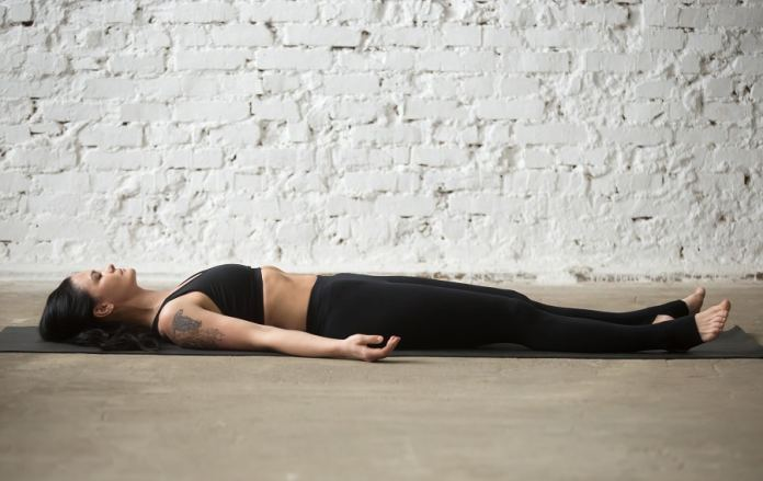 Induce relaxation with these best yoga poses to improve sleep and prevent insomnia. Try these sleep yoga poses before you get into bed.