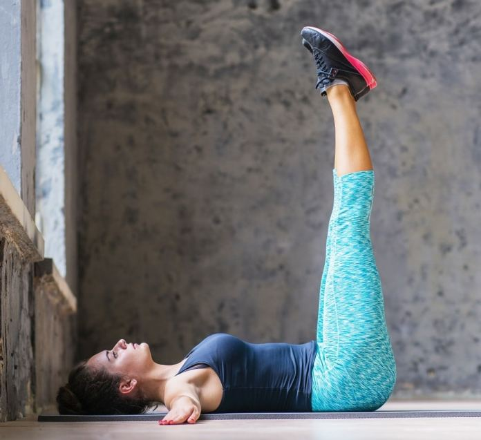 Improve your sleep quality with legs on the wall yoga poses. Best yoga poses to induce sleep and relaxation at night.
