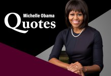 50 powerful quotes by Michelle Obama on leadership, success, and feminism that can make your day bright. Get into some of the most inspirational sayings by Michelle Obama.