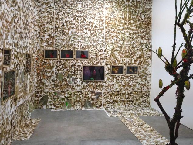 Geradline Javier at Silverlens Gallery (Manila)