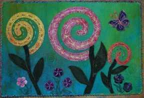 Sue Andrus, Spring 1