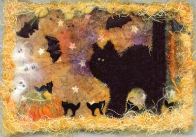 Marianne Bishop, Black Cat
