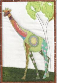 Kay Laboda, Giraffe 1