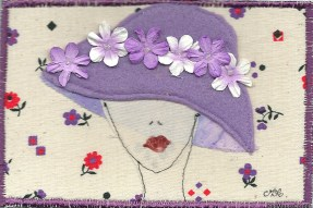 Maureen Curlewis, R23, Hats 5