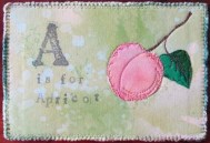 Sarah Ann Smith, A is for Apricot
