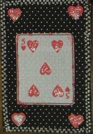 Lisa Alff, 5 of Hearts