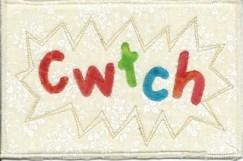 Gill Clark, Words - Cwtch