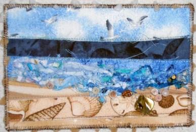 Suzanne Kistler, Seashore 3