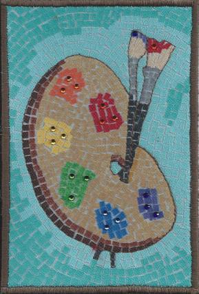 Alexis Gardner, Mosaic 5