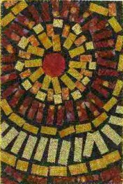 Lauren C, Mosaic