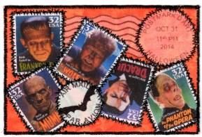 Maureen Callahan, Postage Stamps