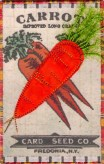 Maureen Callahan , Vegetables