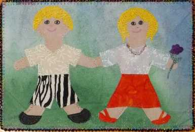 Sue Andrus, R24, Paper Dolls 3