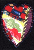 Christine Bostock, R24, Crazy Quilt 3