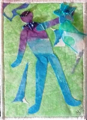 Millie Johnson, R24, Paperdolls 3