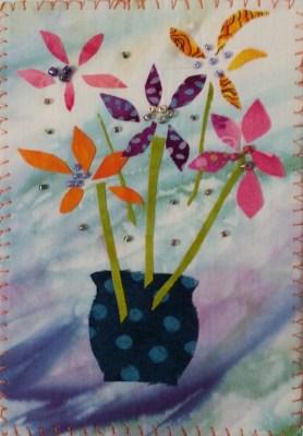 Lynn Woll, R24, Flowers