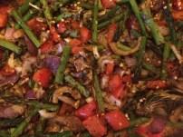 Vegetable Medely