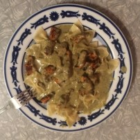 Cashew Spinach sauce with chicken