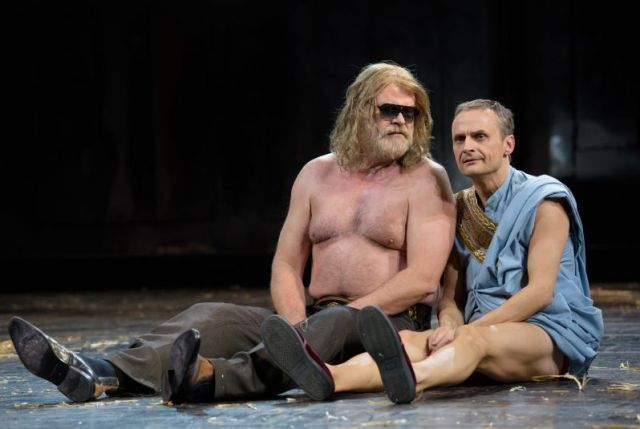Romulus der Große Nationaltheater Weimar