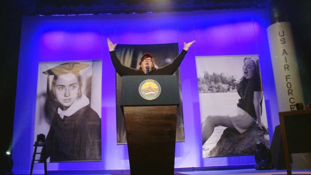 trumpland-donald-trump-michael-moore-hillary-clinton-election-review