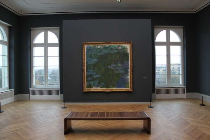 Monet Seerosen Museum Barberini
