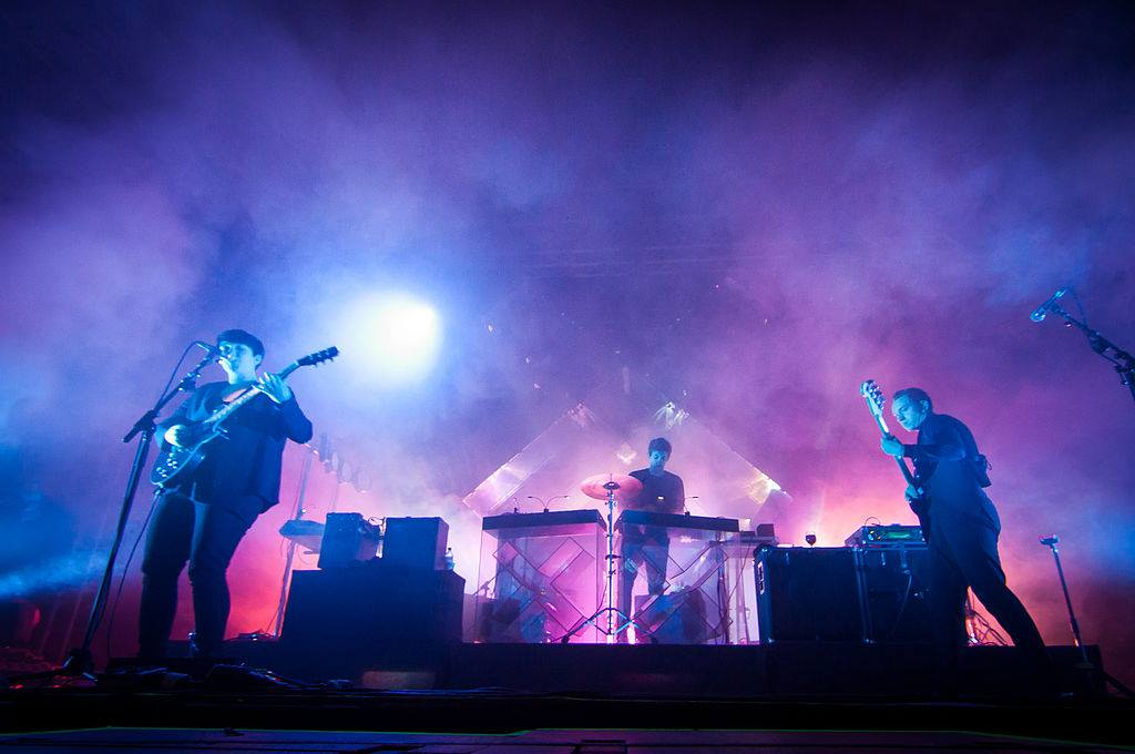 The xx in Berlin. Karneval auf Berlinerisch