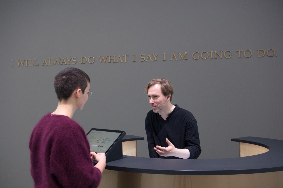 Ethik und Kunst – ein schmaler Grat?