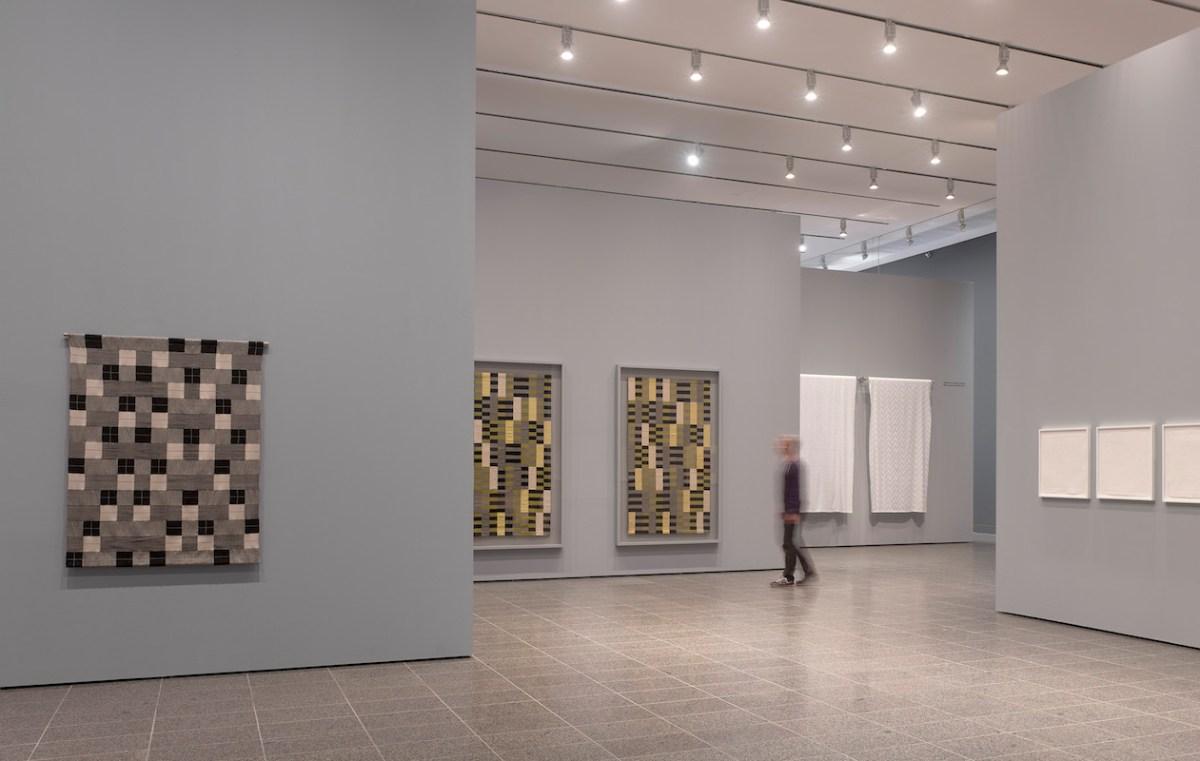 Wider der klassischen Ausstellungspraxis. Anni Albers im K20