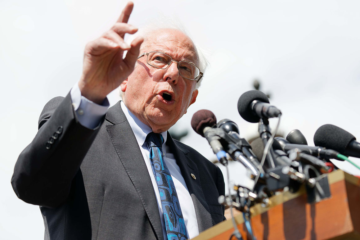 Sen. Bernie Sanders Plans to Eliminate All Student Debt