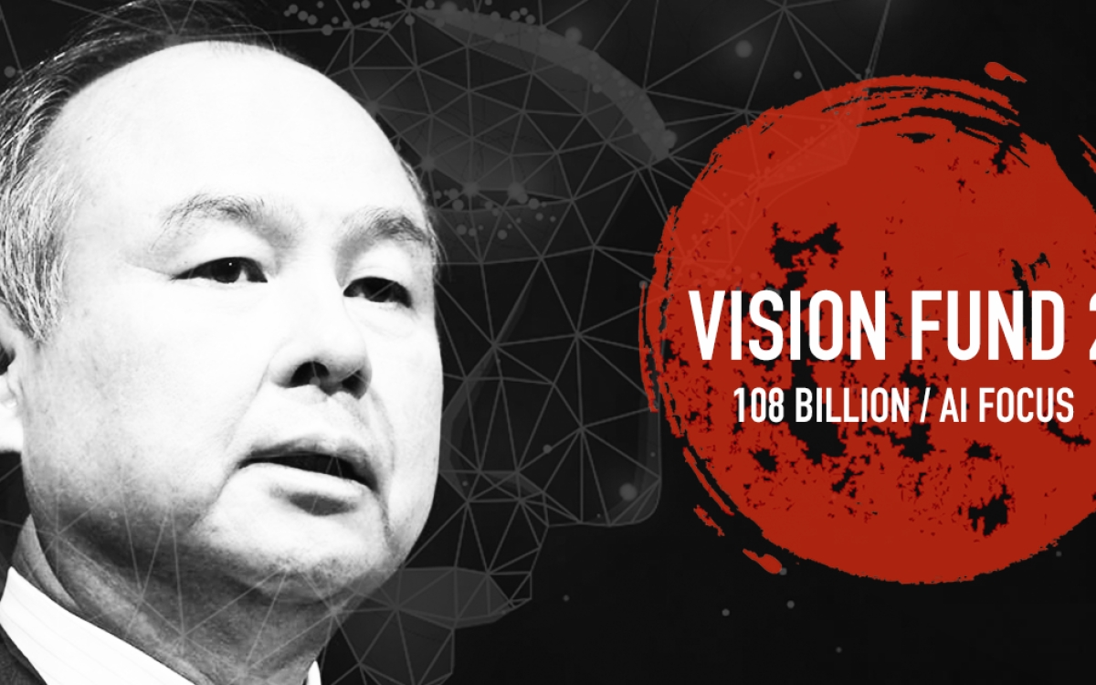 $108 Billion Vision Fund 2 Confirmed