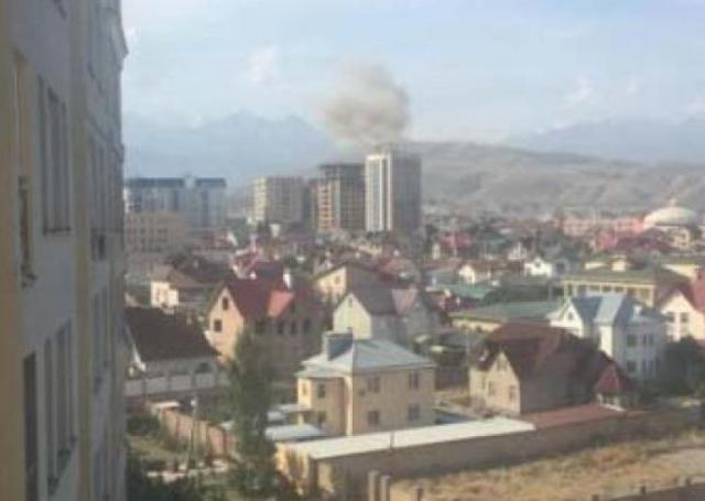 One dead, 3 wounded in blast at Chinese Embassy in Kyrgyzstan