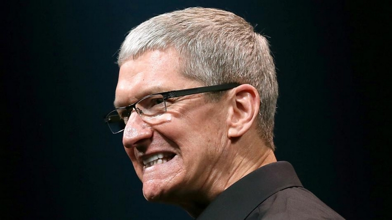 Tim Cook breaks silence