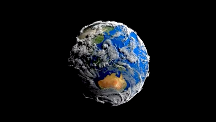 Time Lapse Video by NASA