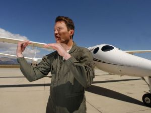 Space Tourism not Affected by Virgin Galactic's SpaceShipTwo Crash
