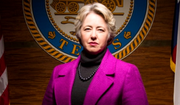 Annise Parker, Mayor of Houston, USA