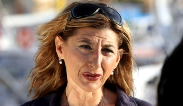 Giusi Nicolini, Mayor of Lampedusa, Italy