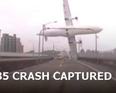 TransAsia Airways Flight GE235 plane crash