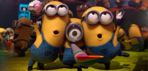 The Much Awaited Minions Theatrical Trailer is Here
