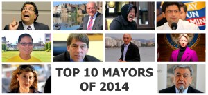 Top 10 Mayors of the World
