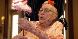 Gertrude Weaver Becomes Oldest Living Person in The World
